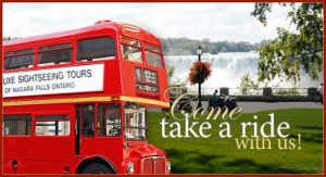 niagara falls tour bus from toronto
